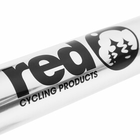 Red Cycling Products PRO Big Air High Standpumpe silber